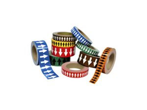Trake za označavanje cjevovoda